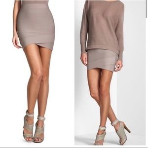 "BCBG Body Con ""Silvie"" Skirt"